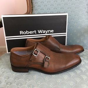 (NWT) Robert Wayne Men's Dress Shoes (10)